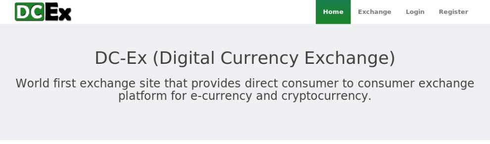 Exchanger Digital Currency Exchange